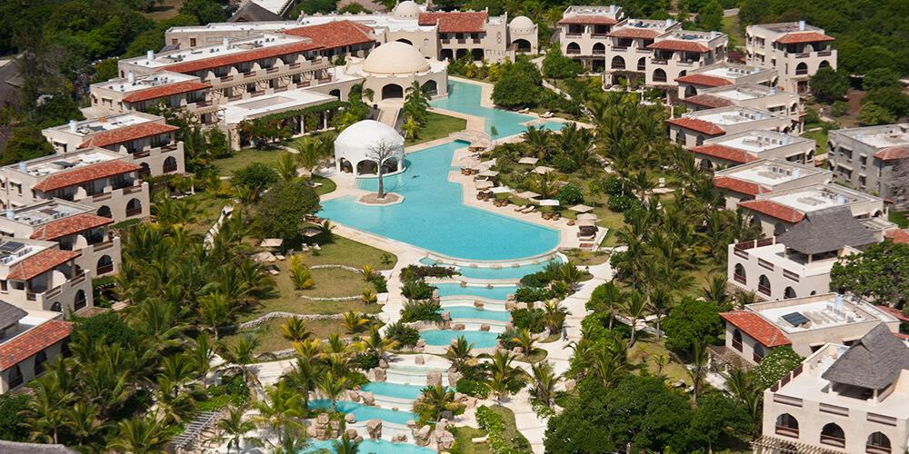 Swahili Beach Resort - Kichaka Tours and Travel Kenya